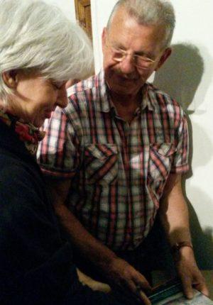 IO con Aldo Busi (3)