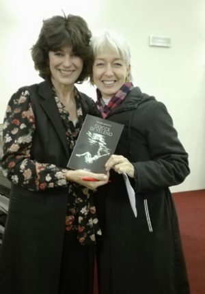 Io con Valeria Benatti (2)