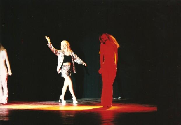 Mary De Rose tour