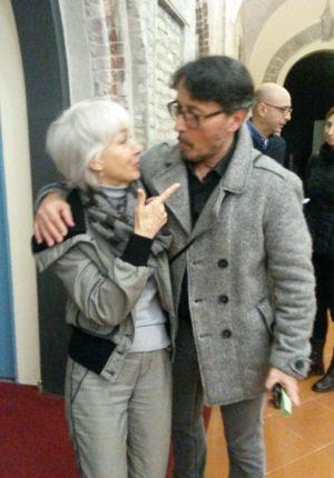 Mary con D. Di Gregorio