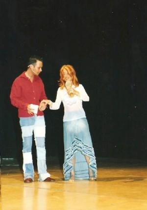 Mary e Marco Fusarpoli gag