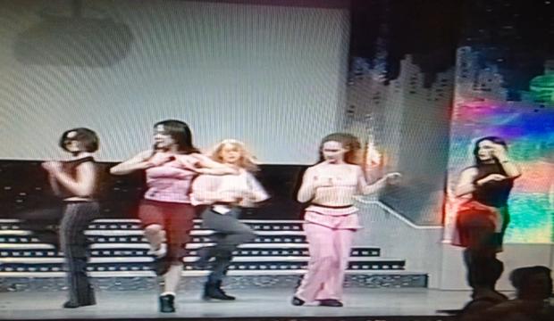 TV BAGAGLINO coreografia Roma 2002 (5)