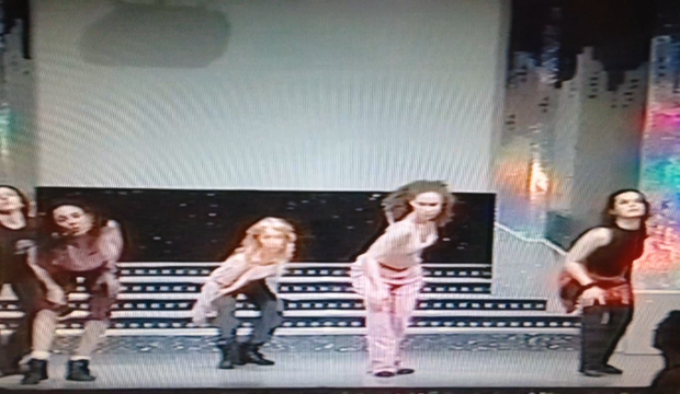 TV BAGAGLINO coreografia Roma 2002 (6)