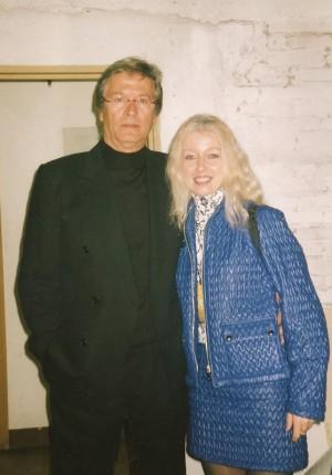 con Gianni Brezza