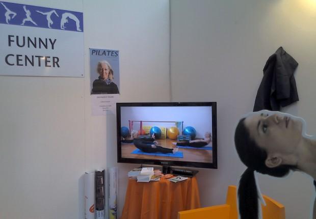 Video pilates – FSB Show 2012 Udine