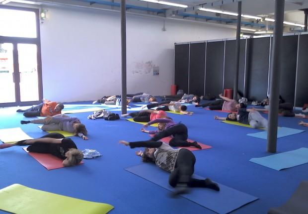 Pilates – FSB Show 2012 Udine