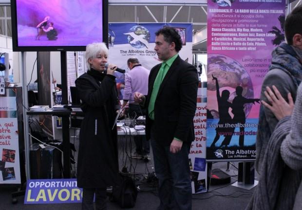 expo danza mi intervista con carlo